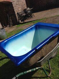 Very old hip bath