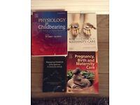 Midwifery books
