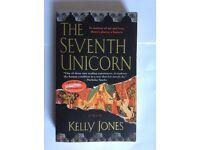 THE SEVENTH UNICORN- A NIVEL-KELLY JONES - BOOK