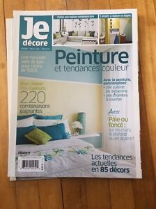 Magazine JE DECORE West Island Greater Montréal image 6
