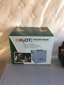 Trailwood Portable Water Heater
