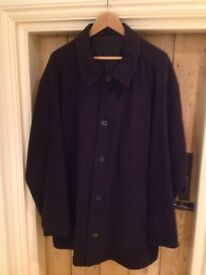 Marks and Spencers Wool Short Coat