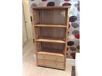 CHEAP! LOOK! Ashmore Oak Veneer bookcase