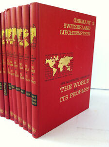 The Illustrated Library of The World and Its Peoples 11 Volumes Peterborough Peterborough Area image 3