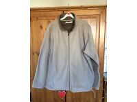 Unisex woolen/fluffy jacket Size L