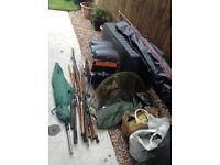 Fishing tackle bundle