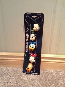 Disney characters button covers for shirts