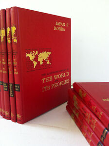 The Illustrated Library of The World and Its Peoples 11 Volumes Peterborough Peterborough Area image 8