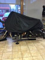 Motorcycle 1/2 Bike Cover