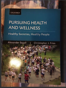 Pursuing health and wellness ( Health science textbook )
