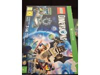 Lego dimensions Xbox one starter pack and more
