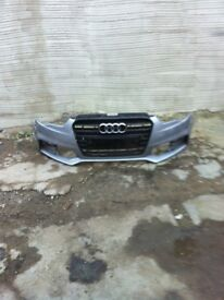 Audi a5 black edition sline front bumper 2008-2014 £120