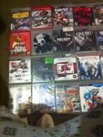 Lots of ps3 games and system