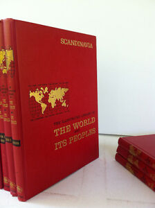 The Illustrated Library of The World and Its Peoples 11 Volumes Peterborough Peterborough Area image 6