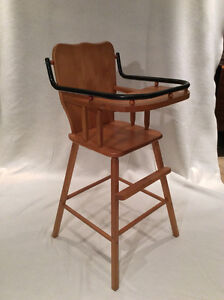 *** Antique High Chair ***