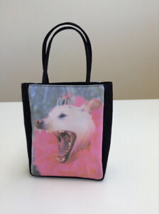 Anya Hindmarch 'Wolf with Tiara' Bag – Almost New