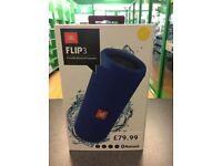 JBL Flip3 Portable Bluetooth Speaker - waterproof - super bass! New