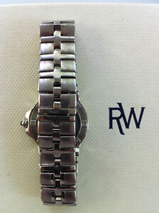 Raymond Weil Parsifal Stainless Steel Sapphire Watch Swiss Peterborough Peterborough Area image 10