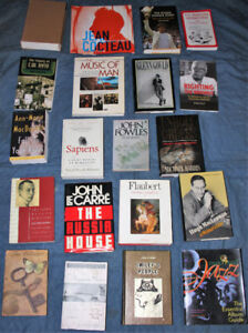 Life Long Collection of Popular Books 75 in total