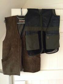 Waste Coats Buy Both or Just One DEERHUNTER
