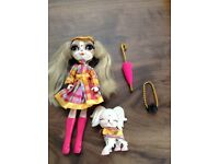 Pinkie Cooper London doll