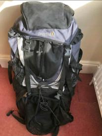 Regatta 60L rucksack/back pack