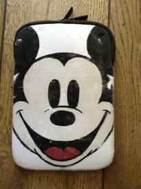 Disney mini iPad case