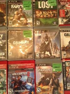 PS3 GAMES CHEAP NEED GONE ASAP Cambridge Kitchener Area image 3