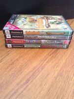 Various ps2 titles, package deal