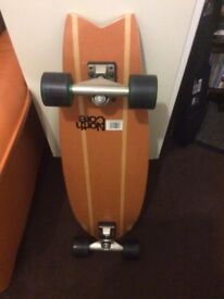 North Core skateboard as new