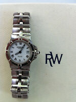 Raymond Weil Parsifal Stainless Steel Sapphire Watch 9471 Montre