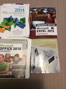 First Year Business Administration Books