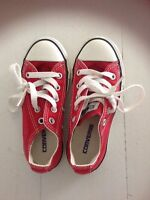 Kids Converse sneakers size 11
