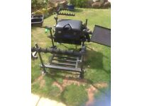 Fishing seat box with loads of extras