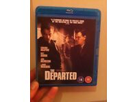 The departed blu ray dvd