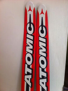 Kid's x-country skis