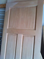 "32"" solid wood door"