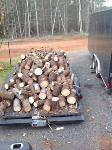 Block firewood ... Softwood $50 1/2 ton pickup