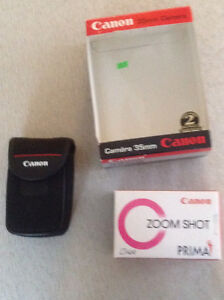 35 mm Canon Sure Shot camera-zoom shot Edmonton Edmonton Area image 1