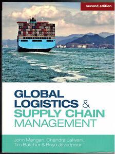 Global Logistics & Supply Chain Management (IBUS 256, IBUS 341)