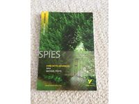 Spies, York Notes Michael Frayn (new)