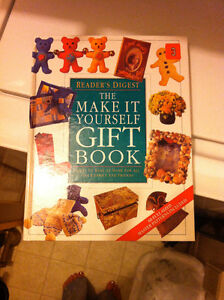 Make It Yourself Gift Book