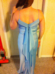 Light Blue Full Length Formal Gown Kingston Kingston Area image 1