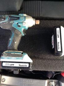 MAKITA Impact driver drill £90
