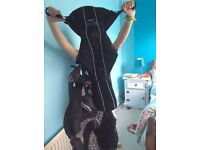 Baby bjorn carrier Black really good condition