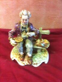 Old Italy figurine