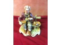 Old Italy figurine