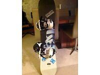 Boys Burton Snowboard