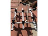 BMW roof rack E46 with 3 BMW bike carrier *** SOLD ****