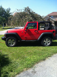 2013 Jeep Wrangler sport Other